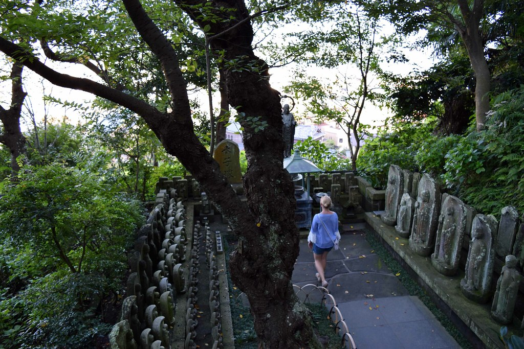 Exploring the beautiful Hasedera Temple