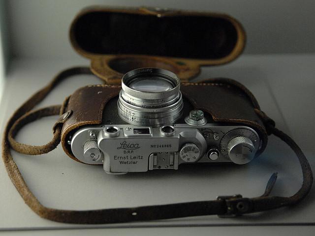 Wieslaw's Leica