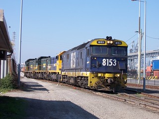 8153, T392, T408, T390 at Appleton Dock | by Alan Greenhill