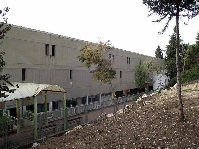 הוסטל לאקדמאים נצרת - אמנון אלכסנדרוני | אברהם יסקי