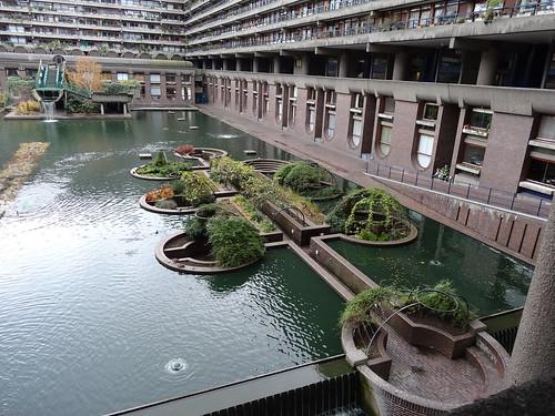 145 - More Barbican Lake | by Randomly London