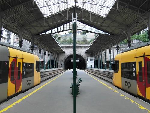 Estação de Porto-São Bento | by IngolfBLN
