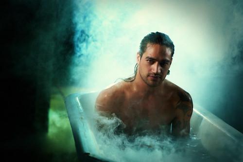 He Creates Steam | by TJ Scott