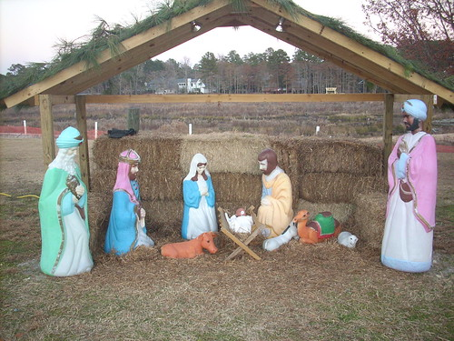 Hope Mills Nativity | by Gerry Dincher