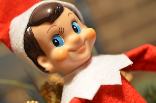 Elf on a Shelf Doll | by Michael Kappel