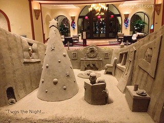 'Twas the Night Before Christmas - in sand! | by sandyfeet
