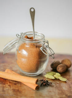 Pumpkin Pie Spice Mix | by CulinaryTravels