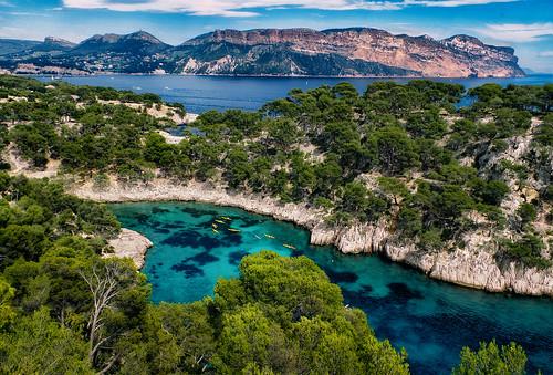 france francia cassis calanques europe europa sea mar beach mediterranean mediterraneo sol verano summer blue azul turquesa wow