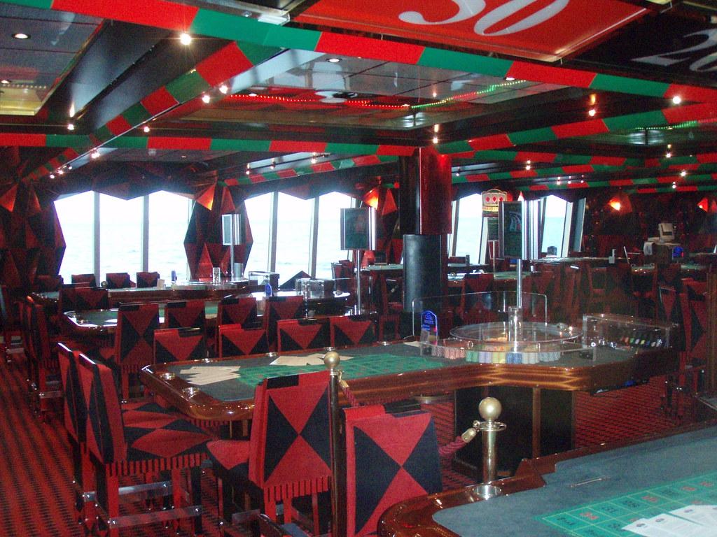 Casino serenade of the seas