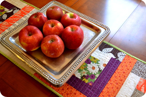 Thanksgiving Table Runner!!
