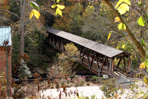 Roswell, GA - Covered bridge | by muffinn