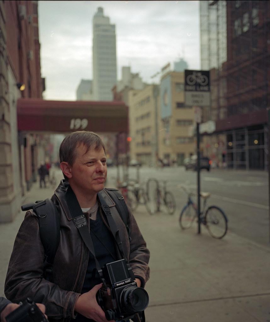 Tom and a *big a$$* camera