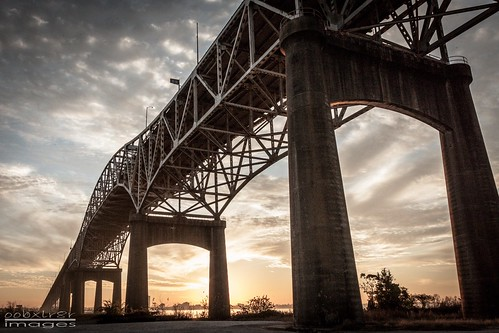 morning bridge sunrise canon photography eos 5d markii