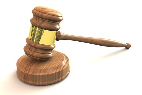 3D Judges Gavel | by ccPixs.com