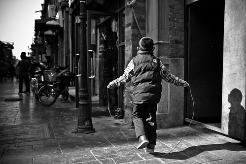 Rope Skipping Time! | by La Priz