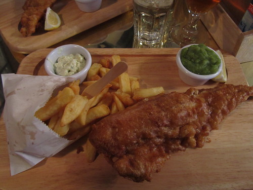Fish and Chips, London - November, 2012 | by danperry.com