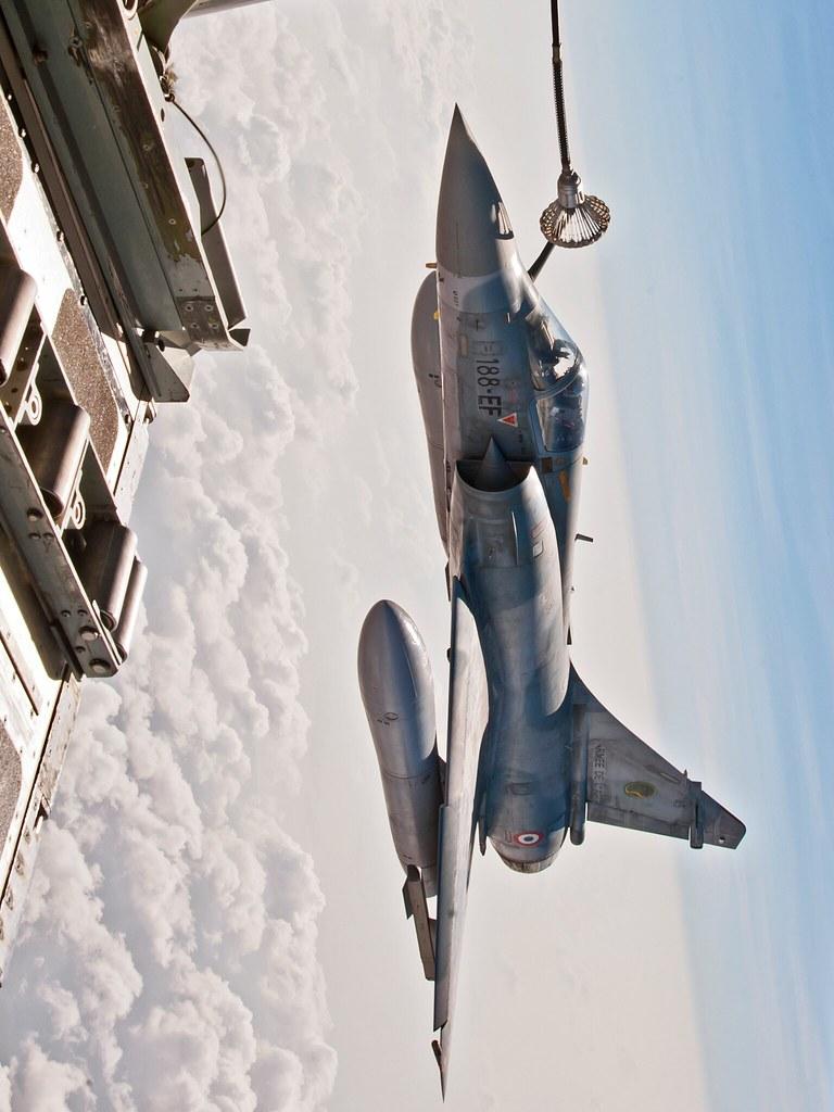 Dassault Mirage 2000 5 Wallpaper Usaf Photo Of A French Da
