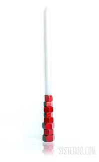 Sisteroo Industrial Candlesticks | by Sisteroo
