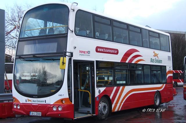 Bus Éireann VWD 7 (08-C-22949).