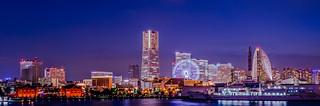 Panoramic Yokohama | by aotaro