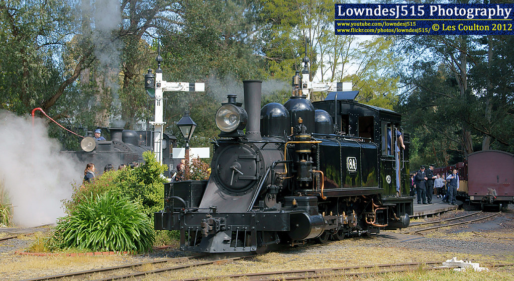 G42 & 8A at Menzies Creek by LowndesJ515