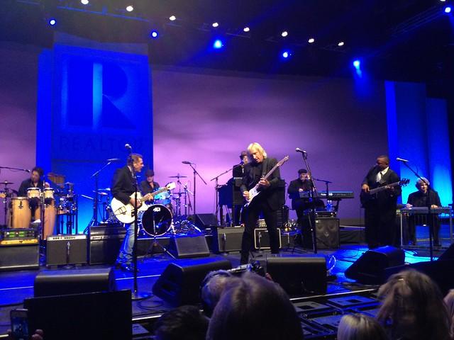 Joe Walsh & Glenn Frey
