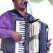 Corey Ledet and His Zydeco Band at Festivals Acadiens et Créoles, Girard Park, Lafayette, Oct. 14, 2012