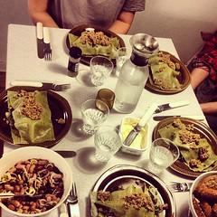 #matlag #middag