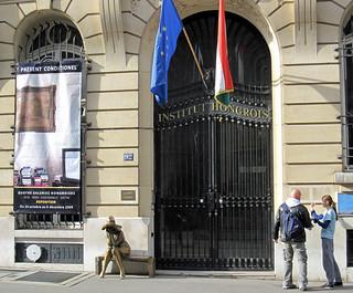 Institut Hongrois, Paris