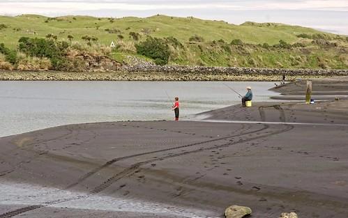 blacksand rivers patea pateariver estuarys blackironsand nztidalrivers westcoastrivers