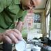 Dégustation des nouveaux crus 2010 à Shizuoka
