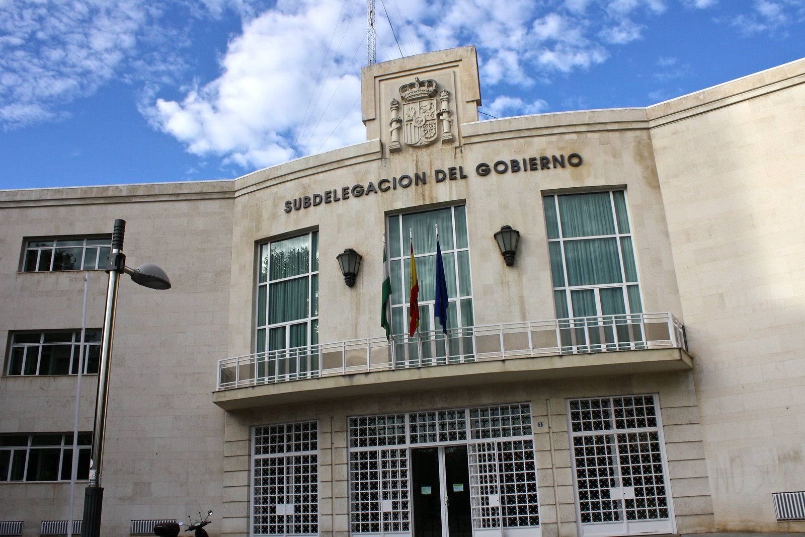 Subdelegación del Gobierno, Jaén, Spain