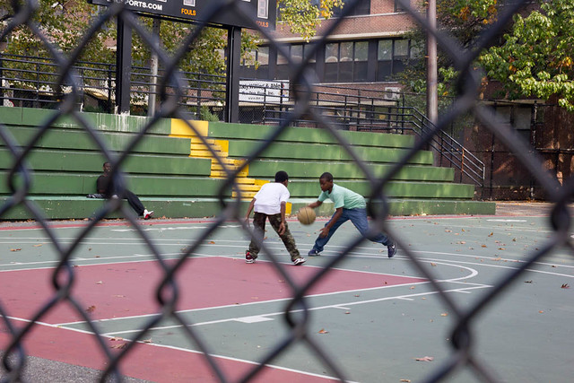Photo Essay: Rucker Park