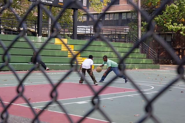 Photo Essay: Rucker Park