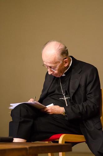 Camillo Ruini al Sermig