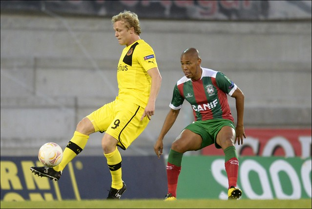 Maritimo CS - Club Brugge (6 dec 2012)