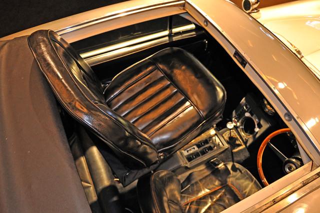 James Bond - ejector seat