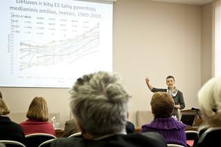 Sarmitė Mikulionienė, Professor at the Nykolo Romerio University