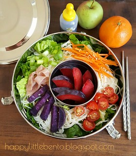 Somen Salad in Life Without Plastic Bento! | by sherimiya ♥