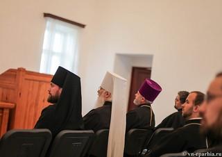 Божественная литургия 697