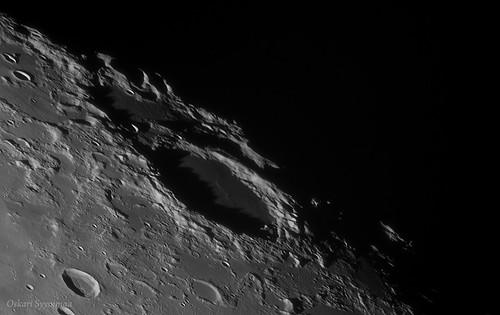 Endymion crater - Sep. 19, 2016   by Oskari Syynimaa