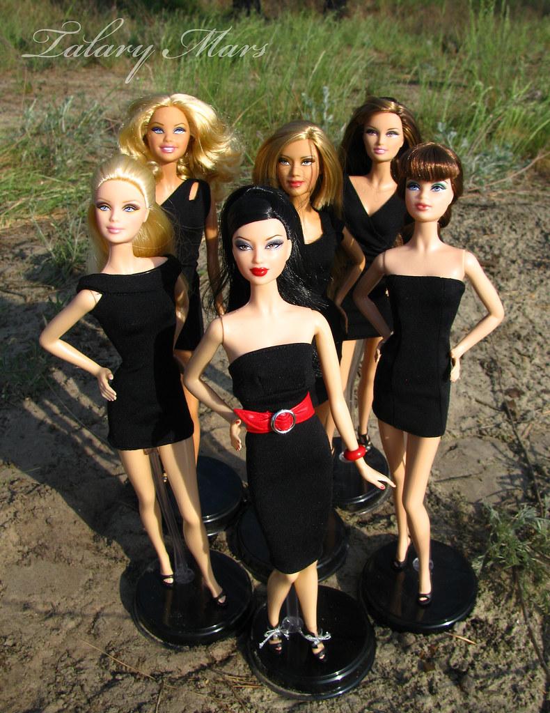 Barbie Basics Collection 001   Talary Mars   Flickr