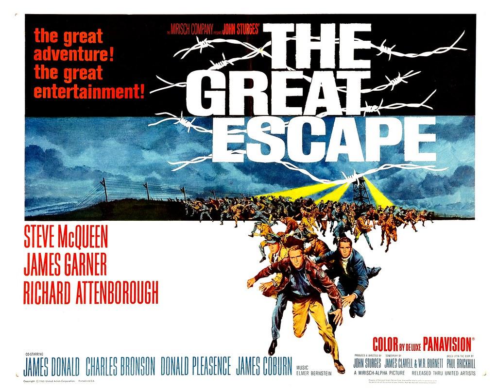 the great escape 1963 full movie hd