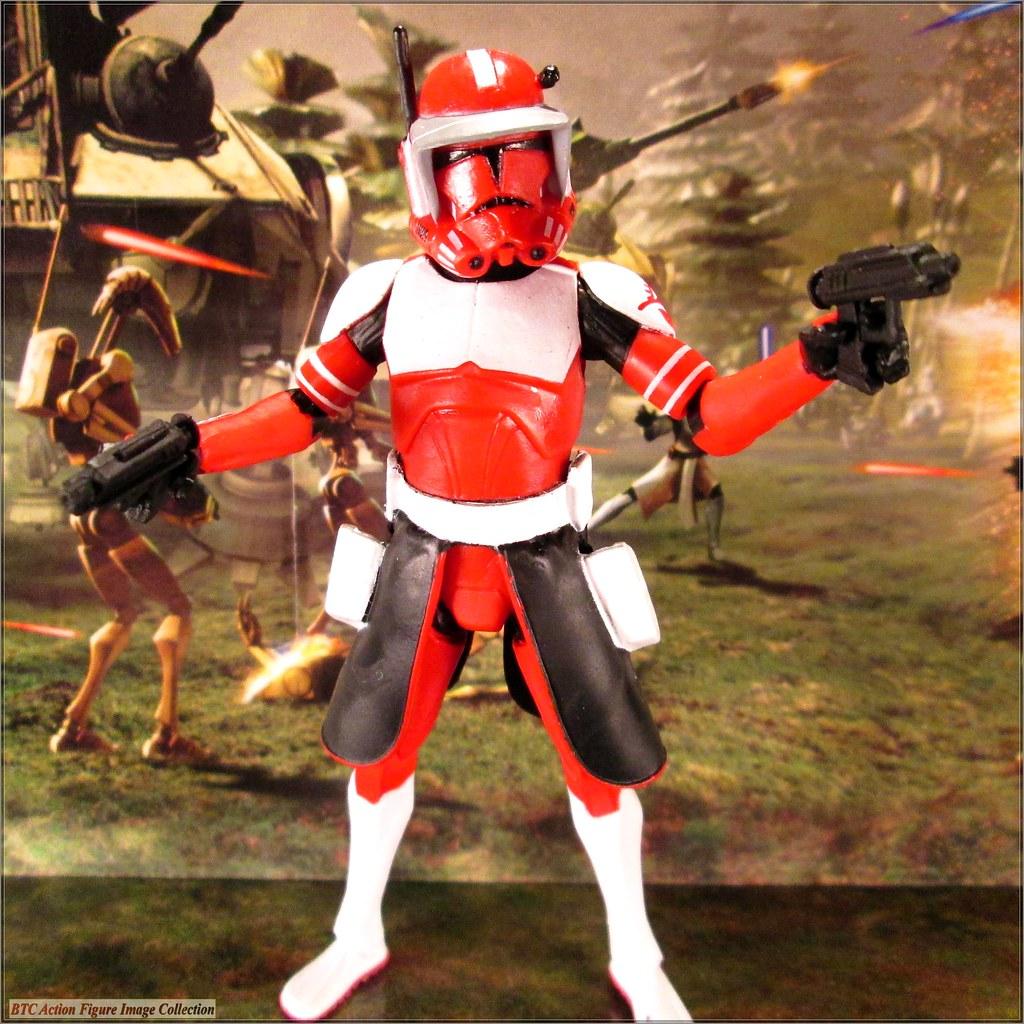 Star Wars The Clone Wars Commander Fox CW18 | Brian | Flickr