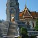 Phnom Penh, Královský palác – stúpa Kantha Bopha a Stříbrná pagoda, foto: Andrea Filičková