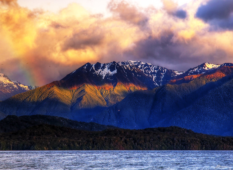 The Southern Alps of New Zealand typify desired tourist destinations where authentic travel experiences reconnect with nature, providing travellers with quality of experience