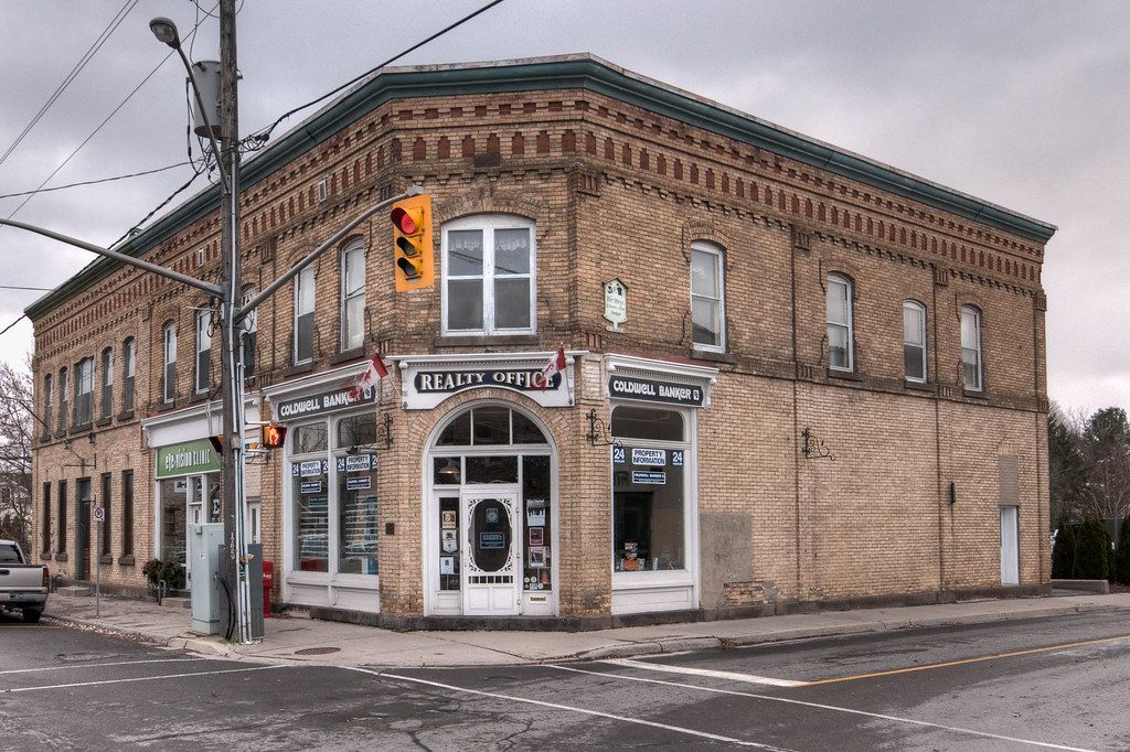 Maple Drop Building, Perth, ON | Canada's Historic Places ...
