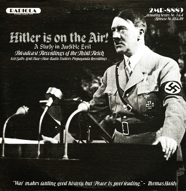 Hitler is on the Air!
