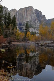 Yosemite Falls   by Images by John 'K'