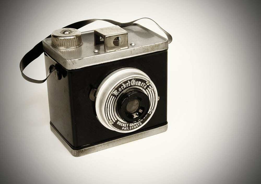 Rocket Camera : Rocket camera tin box camera rocket camera co ltd u flickr